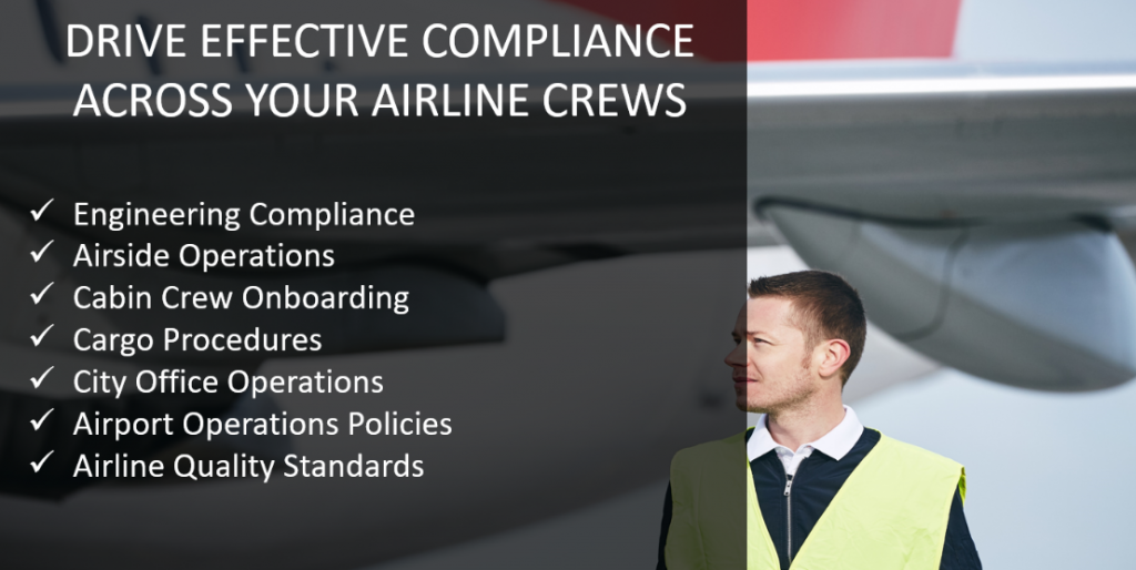 airline compliance solution for office 365 by Signarus
