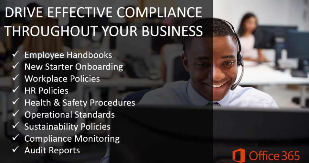 Office 365 business compliance solutions by Signarus