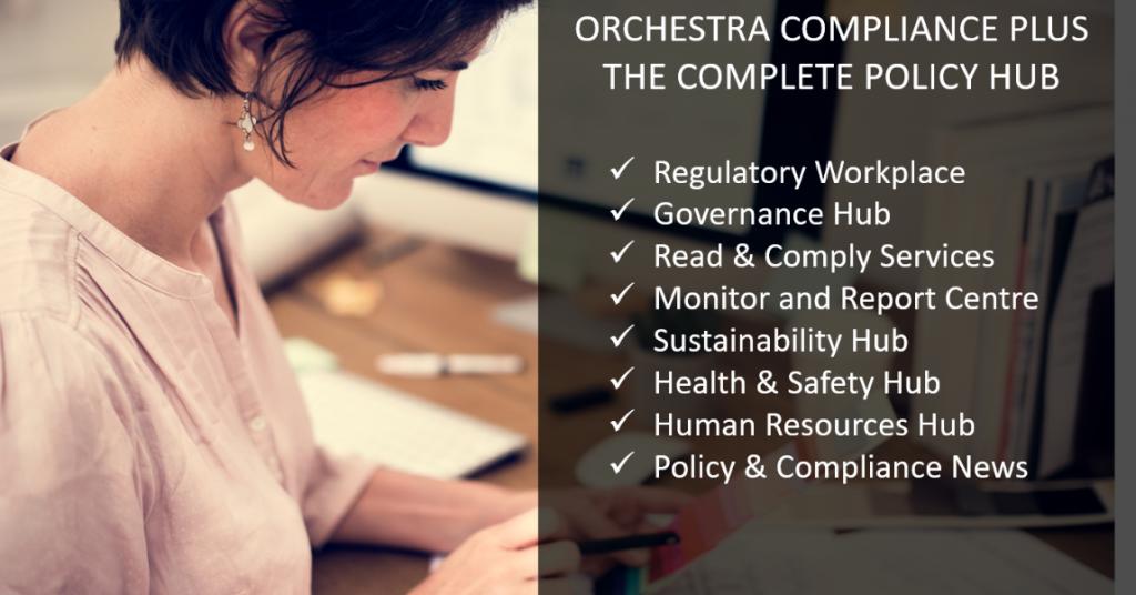 Signarus compliance hub