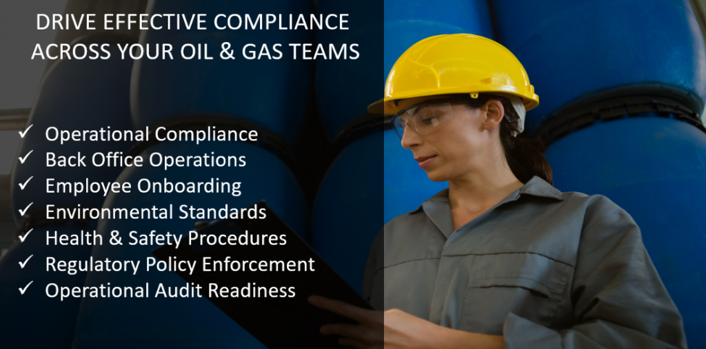 oil and gas compliance solutions by Signarus