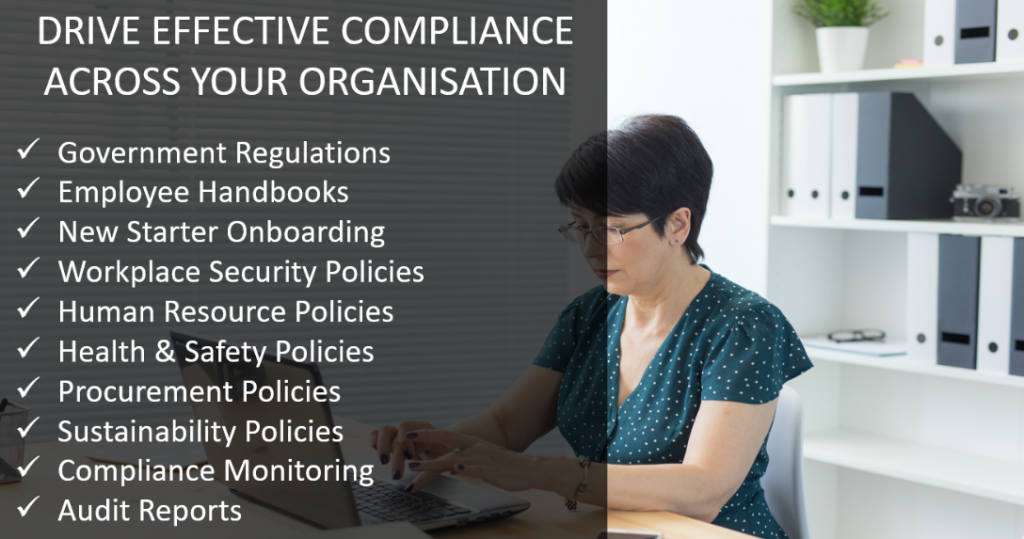 public sector compliance solutions by Signarus