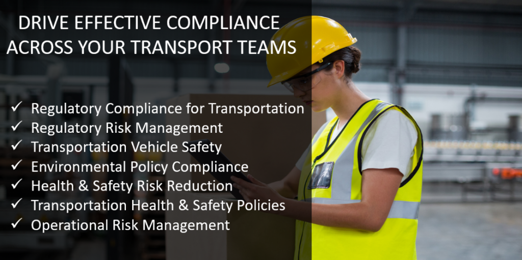transportation compliance solutions by Signarus